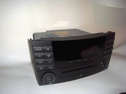 W211 Audio-20 CD picture